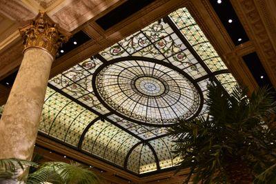 Plaza Hotel Ceiling, New York