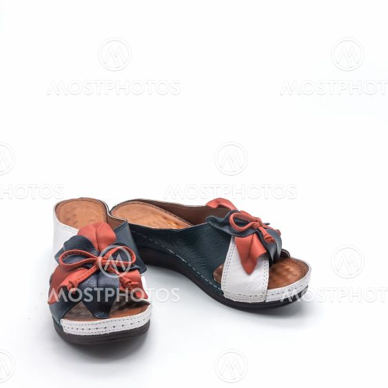 Women's casual summer shoes.