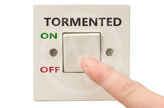 Dealing with Tormented, turn it off