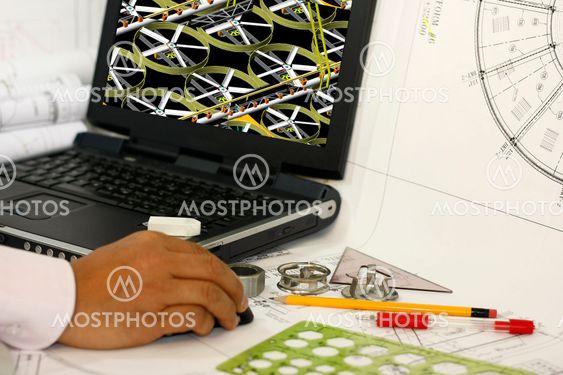 Designing of a heat exchanger machineries