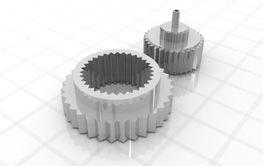 automobile engine gears