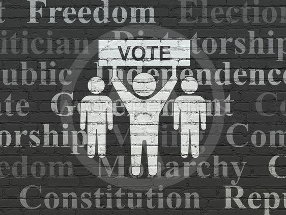 Political Concept Election By Maksim Kabakou Mostphotos