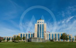 Confederation Building in St. John's