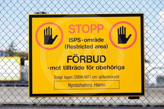 ISPS-område