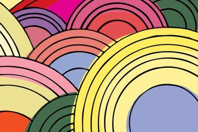 Endless Circles I