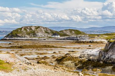 Living on the north-east coast of Finnmark in Norway