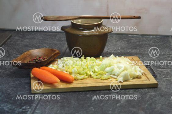 Vegetariske fødevarer