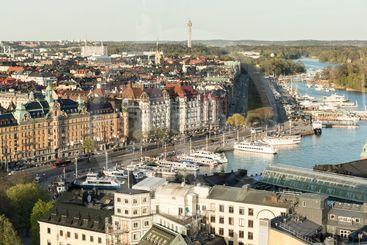 Stockholms vy