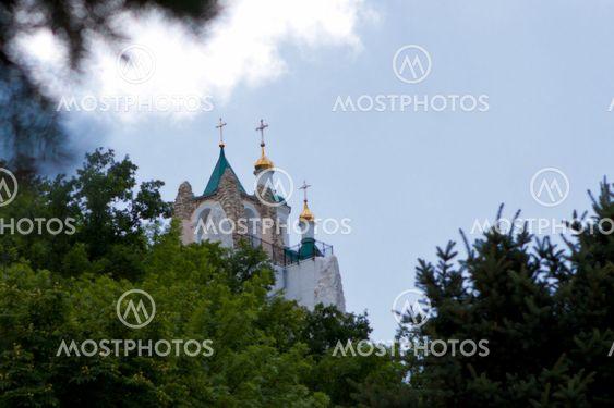 Sviatohirsk Lavra Ukraine