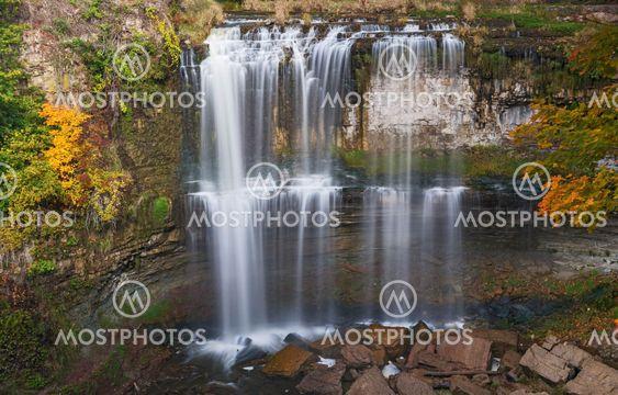 Webster Falls Ontario, Canada