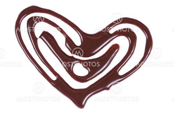 Suklaa sydän