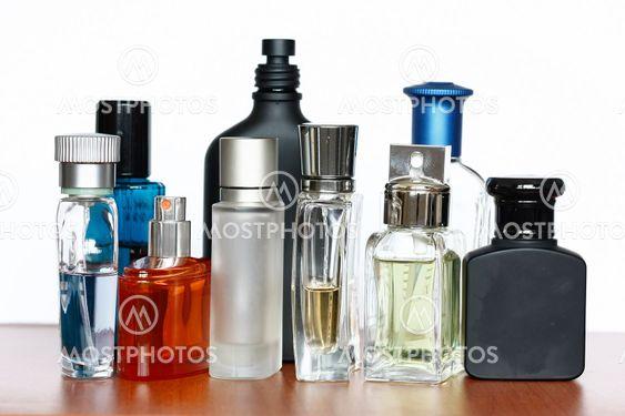 Parfym flaskor