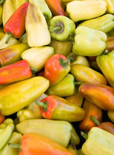 Sweet Gyspy Peppers
