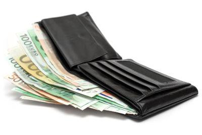 Wallet w/ Banknotes