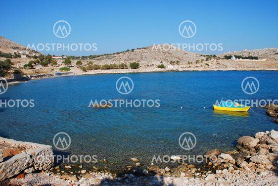 Pondamos strand, Halki