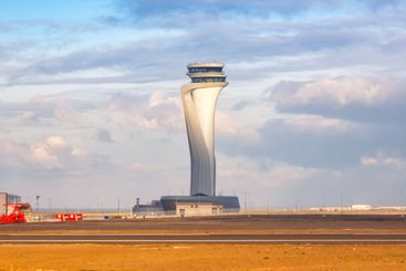 Istanbul New Airport ISL IST Tower