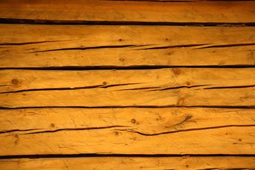 old cracked brown wooden planks