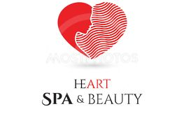 Spa and Beauty company logo. Vector