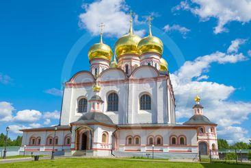 Valdai Iversky Svyatoozersky Mother of God Monastery