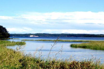 River Panoramic view