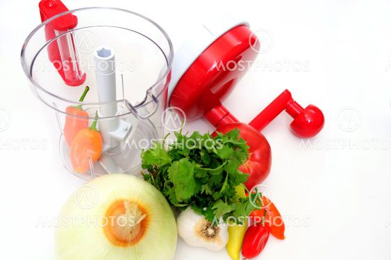 Chili Salsa Maker