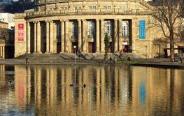 Staatstheater, Staatsoper (State Theatre, Opera...