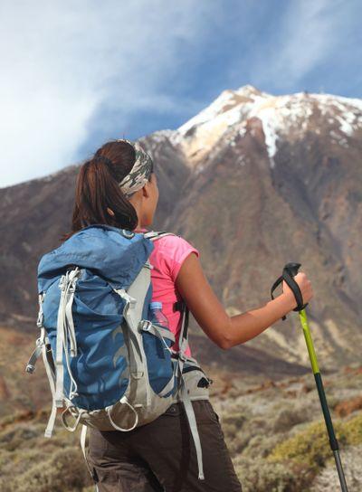Hiking challenge
