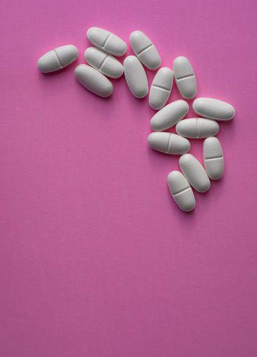 White large pills