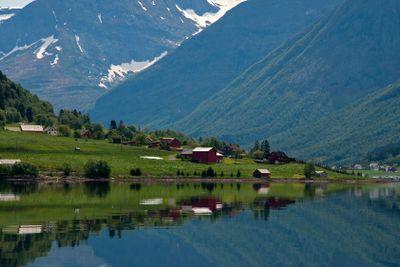 Mellan fjord och fjäll