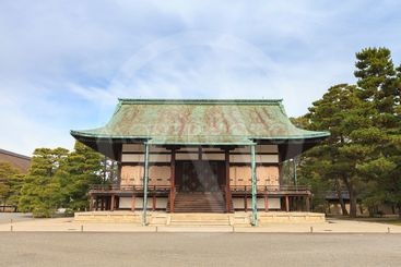 Shunkoden, Kyoto Imperial Palace, Japan.