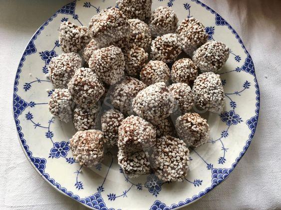 Chokladbollar By Agnetasfoton Mostphotos