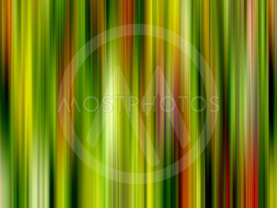 Green and warm colors abstract stripes pattern.