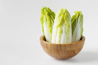 Baby michilli chinese cabbage