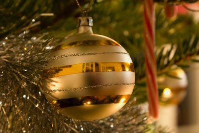 Christmas Tree Ornament I