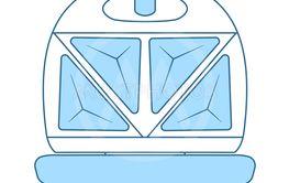 Kitchen Sandwich Maker Icon
