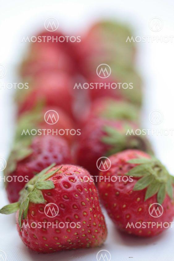 gruppere jordbær