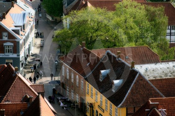 Street from Ribe