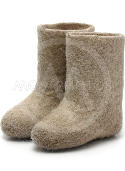 valenki - russian felt boots