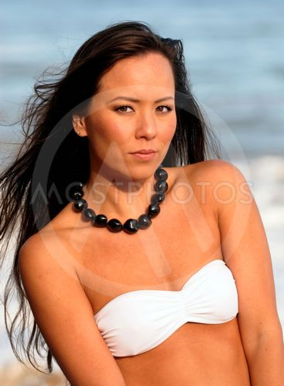 Polynesian Woman