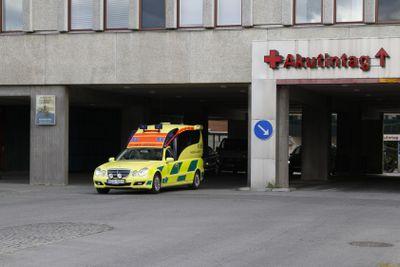Örebro USÖ Akutintag ambulans