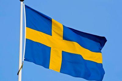 Svensk flagga