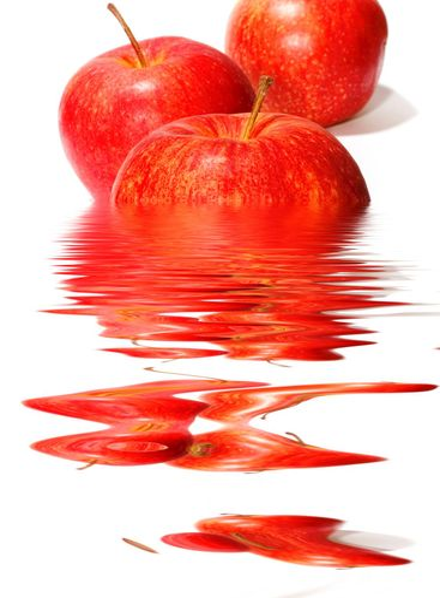 three apple