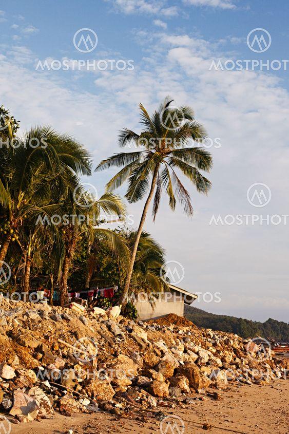 Andaman Sea Shore