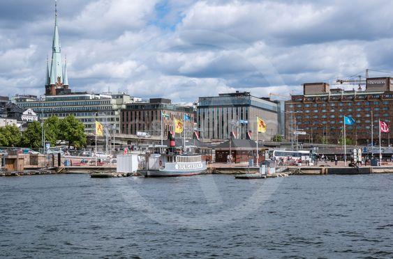 stadshuset och riddarholmen båttur stockholm