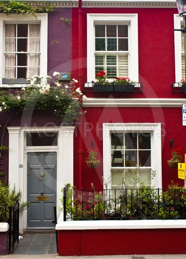 Notting hill architecture