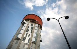 Jægersborg Water Tower in 2006