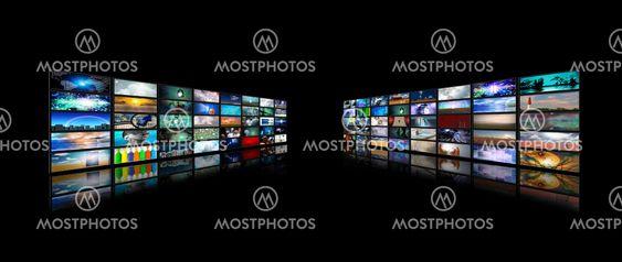Media näytöt