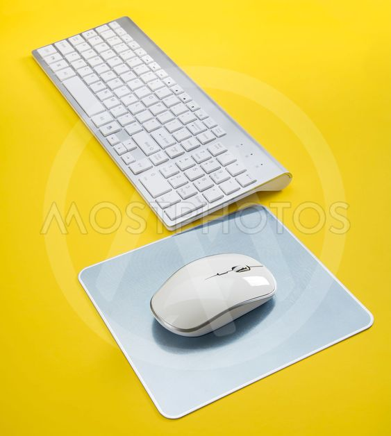 Modern Keyboard and Mouse set