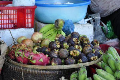Fruit on market