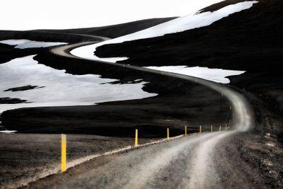 Icelandic F-Road